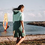 WAVE HAWAII Travel Poncho Breese 8