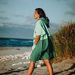 WAVE HAWAII Travel Poncho Breese 9